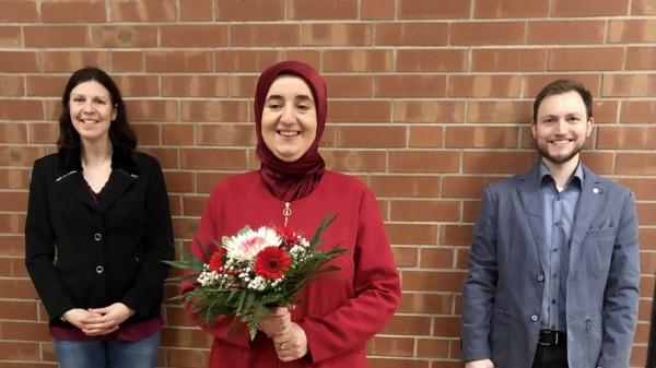 Gonca Kaftan ist Kandidatin für die Samtgemeindebürgermeisterwahl