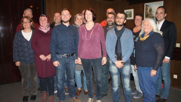 Vorstand des Ortsvereins Adelheidsdorf-Nienhagen-Wathlingen