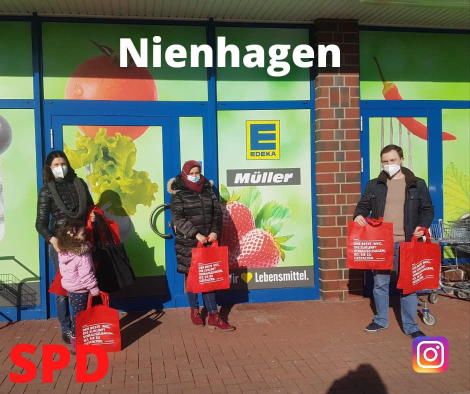 Internationaler Frauentag 2021 in Nienhagen