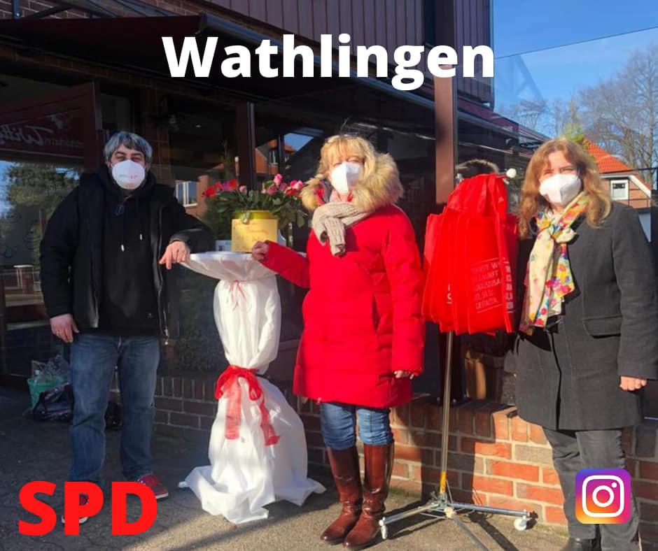 Internationaler Frauentag 2021 in Wathlingen